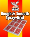 Rough and Smooth Spray Grid Professional Grade