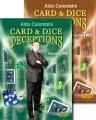 Aldo Colombini Card and Dice Deceptions DVD Volume 1 & 2 SET