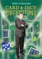 Card and Dice Deceptions DVD Volume 1 by Aldo Colombini