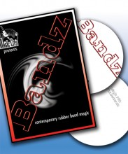 Bandz! Two products in one! The first disc is a full-length DVD devoted entirely to magic with traditional rubber bands and the second disc takes advantage of those new funny shaped rubber bands – the hottest teen fashion craze since skinny jeans!