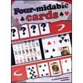 Four-Midable Cards by Eduardo Kozuch - Trick