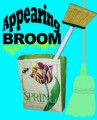 Appearing Broom from Air