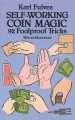 Self Working Coin Magic by Karl Fulves Book