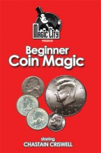 Beginner Coin Magic With Chastain Criswell