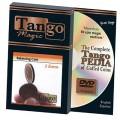 Balancing Coin (2 Euros w/DVD) by Tango - Trick(E0050)