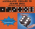Automatic Square to Jumbo Dice Lot of 5