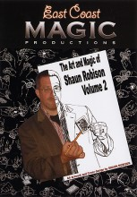 Art and Magic of Shaun Robison Volume 2 DVD