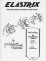 Elastrix - The Encyclopedia of Rubber Band Magic Booklet