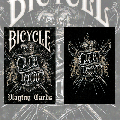 Bicycle Club Tattoo Cards by USPCC - Trick