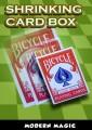 Shrinking Card Box by Modern Magic Trick