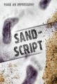 Sandscript by Aaron Smith
