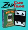 Zap Card Frame Poker
