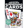 Steve Dusheck's Diminishing Cards by Steve Dusheck - Trick