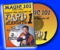 Magic 101: Card Sleights DVD