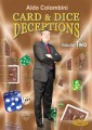 Card and Dice Deceptions Volume #2 DVD by Aldo Colombini