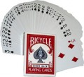 Force Deck One Way Bicycle Back Red