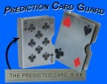 Card Guard Poker Size with two Routines