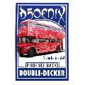 Phoenix Double Decker Blue/Blue by Card Shark Magic