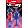 Ball & Vase Large Blue