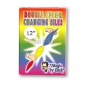 Double Color Changing Silks 12 inch by Gosh