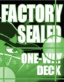Factory Sealed One-Way Bicycle Deck