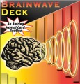 Brainwave Bicycle Deck, Red Back