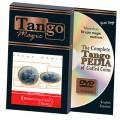Balancing Coin (1 Euro w/DVD) by Tango Magic- Trick (E0049)