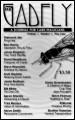 Mr. GADFLY Magazine Volume #1