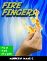 Fire Fingers by Modern Magic Gimmick