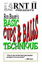 Basic Cups & Balls Technique - Ron Bauer