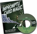 Impromptu Card Magic Volume 3 DVD by Aldo Colombini
