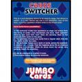 Cards Switcher (Jumbo) by Eduardo Kozuch - Trick