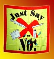 Just Say No! 18 Inch Silk Magic