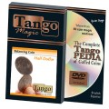 Balancing Coin (Half Dollar w/DVD) by Tango Magic - Trick (D0067)