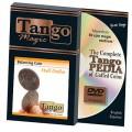 Balancing Coin (Half Dollar w/DVD) by Tango Magic - Trick (D0067)