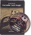 Versatile Card Magic by Frank Simon DVD