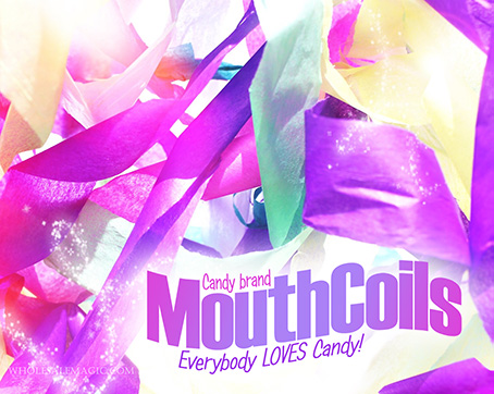 Candy brand Mouth Coils