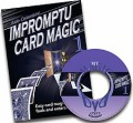 Impromptu Card Magic Volume 1 by Aldo Colombini
