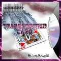Transformer Card (Blue Card and DVD) by Mark Mason and JB Magic - DVD