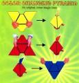 Color Changing Pyramid - Original Joker Magic