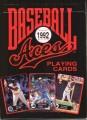 Baseball Star Playing Cards 1992