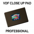 VDF Close Up Pad Professional (Black) by Di Fatta Magic - Trick