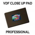 VDF Close Up Pad Professional (Black) by Di Fatta Magic - Trick
