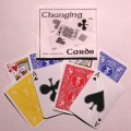 Changing Cards Bicycle Back