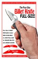 Billet Knife Full Size by Poor Boy Magic