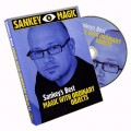 Sankey's Best Magic w/Ordinary Objects by Jay Sankey - DVD