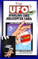 UFO Whirling Card (Helicopter Card)