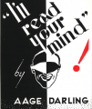 I'll Read Your Mind Softbound by Aage Darling
