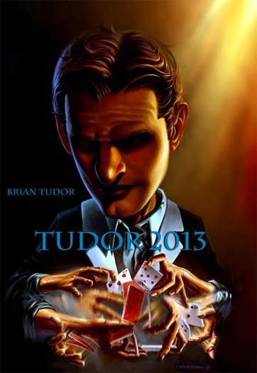 Tudor Twenty Thirteen DVD by Brian Tudor - Wholesale Magic