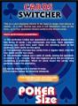 Cards Switcher Poker Size by Eduardo Kozuch